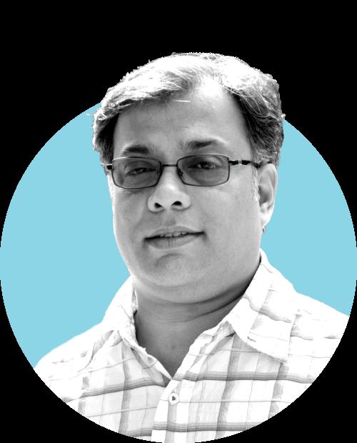 Dr Pulak Ghosh